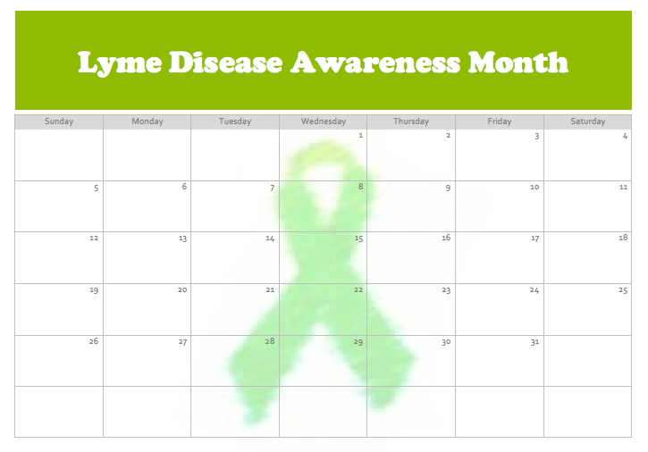 May is Lyme Disease Awareness Month!