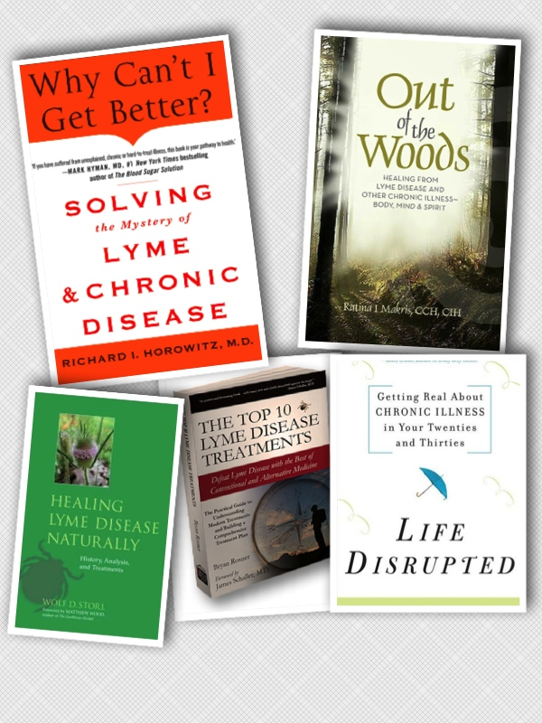 Books on Lyme
