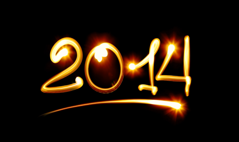 Get ready for 2014!